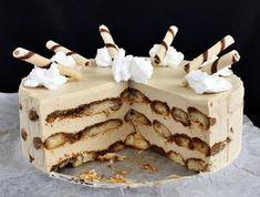 Vegan Challenge, Hungarian Recipes, Vegan Meal Prep, Vegan Thanksgiving, Vegan Kitchen, Trifle, Vegan Desserts, Cake Cookies, Cake Recipes