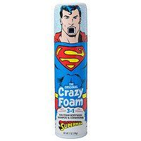 Introducing Crazy Foam Fun Foam Bodywash Shampoo  Conditioner Classic Superman. Get Your Ladies Products Here and follow us for more updates!