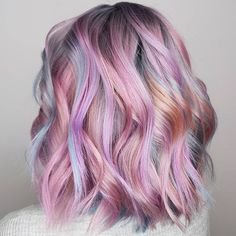 """9,806 Likes, 36 Comments - Pulp Riot Hair Color (@pulpriothair) on Instagram: """"@annyhair_nv is the artist... Pulp Riot is the paint."""""""