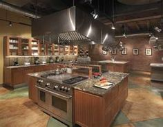 Chef Kitchen Beautiful Kitchens Dream Luxury Cool Awesome