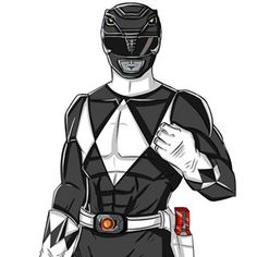 Third Ranger, done! Red and Blue are on my page too. Power Rangers Tattoo, Power Rangers Helmet, All Power Rangers, Power Ranger Party, Power Ranger Birthday, Mighty Morphin Power Rangers, Power Ranger Black, Black Power, Ranger Armor