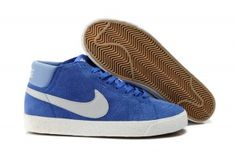 Nike blazer lr Mid Suede Mens Trainers blau http://www.nikeschuheonlinekaufen.org/