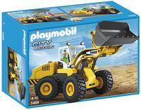 Foto: Playmobil City Action 5469 Bulldozer
