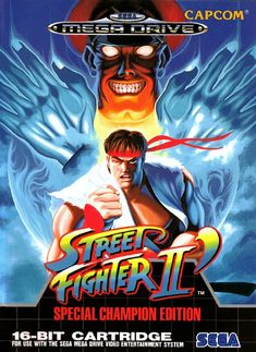 Street Fighter series box art page| BOX=ART