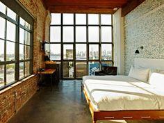 wythe hotel, williamsburg, brooklyn