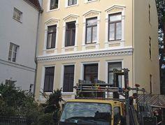 Stilfassade sanieren - Denkmalschutz - Fassadenarbeiten, Stuckarbeiten von Experten in Bremen, Delmenhorst, Syke, Weyhe, Achim und Verden von Plaggenmeier