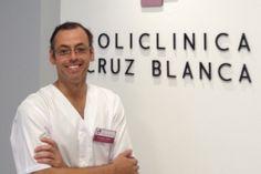 Nuestros médicos. Dr. Manuel Criado Pérez. Especialista en Traumatología y Ortopedia de Policlínica Cruz Blanca.