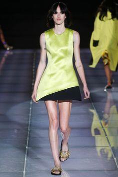 Fausto Puglisi Spring 2015 Ready-to-Wear Fashion Show - Sarah Brannon (FASHION)