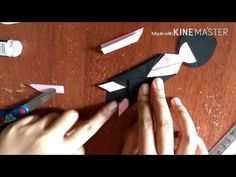 DIY Geisha origami. - YouTube