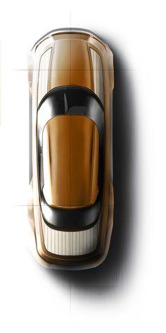 LAND ROVER: Range Rover: EVOLVE CONCEPT on Behance