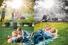 fall family photo session