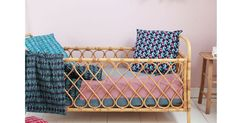 The Rattan Collective bassinets for the sweetest of slumber #Bassinets, #Newborn, #Nursery, #TheRattanCollective