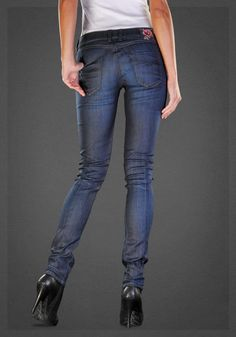 Rockxanne Slim Womens Jeans Replay Discount Good Selling Cheap Perfect Classic Discount Outlet 51GUH0UX