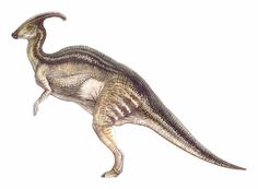 The Lost World Jurassic Park female Parasaurolophus