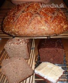 Ražný kvas a ražný chlieb (fotorecept)