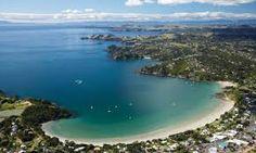 Waiheke Island, North Island, New Zealand