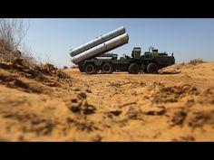 Rússia: defesas aéreas S-400 e S-300 posicionadas - Rússia adverte EUA sobre atacar exército sírio - YouTube