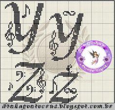 monograma musical - VilaClub