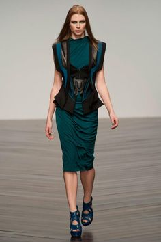 Jean-Pierre Bragranza Fall 2013 RTW Collection