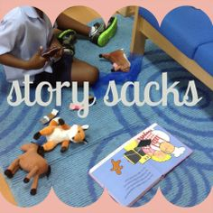 how to use a story sack