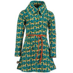 4funkyflavours Mädchen Kleid, All The King´s Horses 59,95€ www.frohtag.de