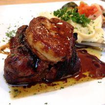 Ma recette du jour : Filet mignon au gingembre et au miel sur Recettes.net