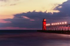 South Haven Lights, South Haven, Michigan