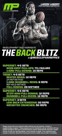 Back blitz
