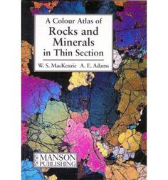 A concise, clear and handy-sized volume, aimed at the introductory undergraduate level, which explains to the reader with the help of 180 superb colour photomicrographs how to observe, describe and identify thin section samples of rocks and minerals using the polarising microscope.
