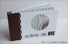 Would be easier if i spoke French... oh, well. I'll give it a try anyway! :-P tuto mini album