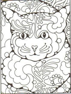 this first piece was from a pattern coloring book the first image is the untouched - Artistic Coloring Pages