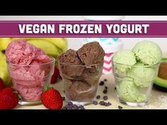 Vegan Frozen Yogurt - Mind Over Munch - YouTube
