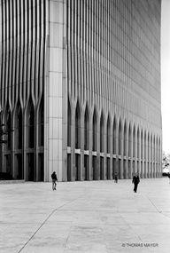 Thomas Mayer  World Trade Center New York 1978