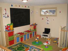 Storage ideas for toddler room.  Ikea Trofast unit. storage-ideas-for-toddler-bedroom