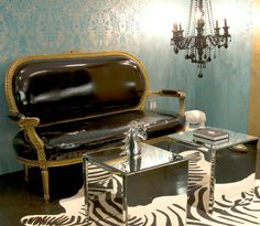 Pipino 57, the newest of Ric Pipino's salons