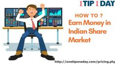 Earn Money In Indian Share Market - Intraday Trading, Money Trading, Market Trader, Stock Market Quotes, Where To Invest, Stock News, Research Companies, Stock Market Investing