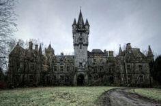 Old forgotten Castle