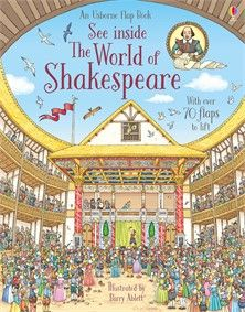Usborne Flap Book - See Inside the World of Shakespeare