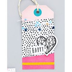 Some cute little tags Arts And Crafts, Paper Crafts, Art Crafts, Gossamer Blue, Pocket Letters, All Paper, Happy Mail, Tag Art, Journal Cards