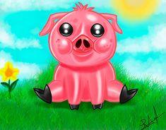 "Check out new work on my @Behance portfolio: ""Porquinho ( little pig)"" http://be.net/gallery/67364855/Porquinho-(-little-pig)"