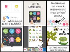 Pic Collage Kids & Book Creator, A Perfect App-Smash Pair! Kids Stickers, Free Stickers, Book Creator, The Creator, Promethean Board, Lab Tech, 3rd Grade Reading, Computer Lab, Elementary Teacher