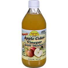 Dynamic Health Organic Apple Cider Vinegar with Mother Description: - USDA Organic - Kosher - Vegetarian - Raw and Unfiltered - Unpasterurized Raw, Unfiltered, Unpasteurized Made from juices of ORGANI Apple Cider Vinegar Brands, Apple Cider Vinegar Warts, Organic Apple Cider Vinegar, Plus 4, Detox Tea, Health And Beauty, Juices, Vegetarian, Drinking Vinegar