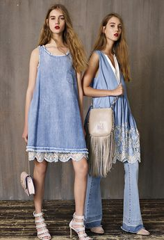 Denim can we worn in all kinds o ways-