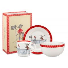 The Pirate Party Breakfast Set