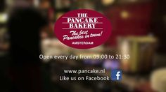 The Pancake Bakery; best pancakes in Amsterdam!