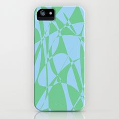 Blue Doodle iPhone & iPod Case by Rosie Brown - $35.00  #iphone #ipad #cases #society6