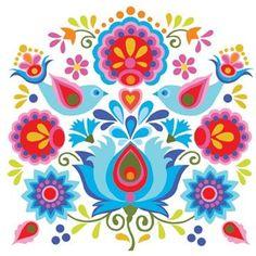 Resultado de imagen para traditional polish folk art