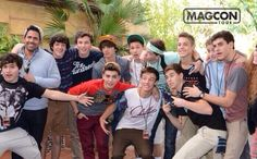 Mag-Con Boys   Magcon Boys
