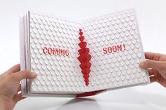 Absolutely amazing Lacoste pop-up project/ via Behance/ https://www.behance.net/gallery/20127001/Lacoste-LVE-fragrance  Creative Agency  Wildvertising - wildvertising.be/ Paper Design  Ink Studio - inkstudio.be/ Music  Ulysse - Wounds soundcloud.com/ulyssemusic/
