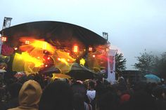 Love Saves The Day, Bristol, Jubillee wknd 2012...a very rainy revel